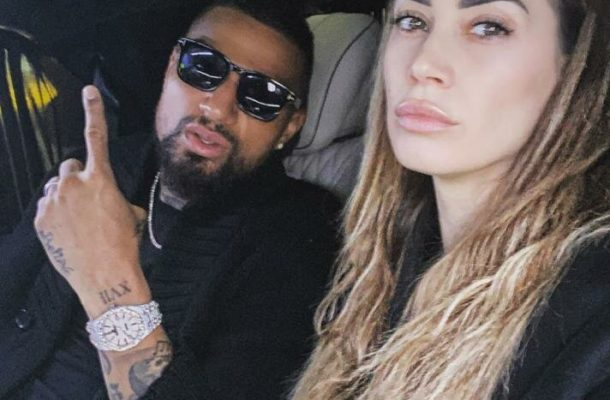 Boateng's wife Melissa Satta reveals how her Milan return could not materialise
