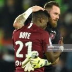 Milestone: John Boye's goal for Metz is the club's 3000th in French top flight history