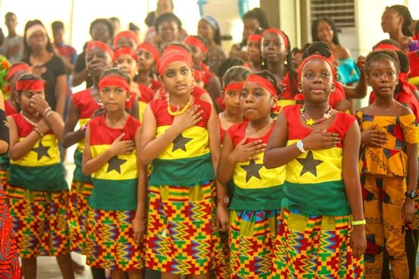 PHOTOS: DPS International Celebrates Ghana's 63rd Independence Day in Grand Style