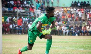 Video: Asante Kotoko Goalie Kwame Baah intensifies personal training