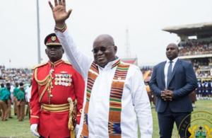 Coronavirus: Don't shake hands with anybody in Ghana — Akufo-Addo