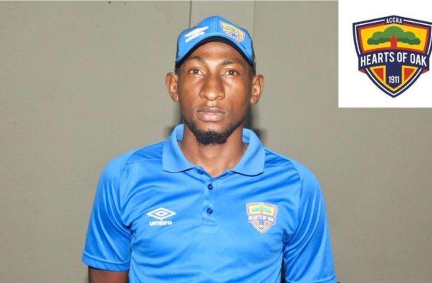 Confirmed: Hearts of Oak completes Abdourahamane Lawali signing