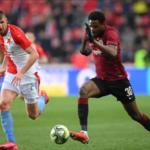 Ghana Youth international Benjamin Tetteh scores for Sparta Prague in derby draw