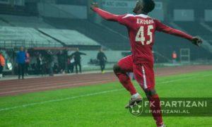 Milan show interest in Caleb Ekuban