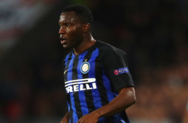 COVID-19: Inter Milan's Kwadwo Asamoah shares tips on healthy living