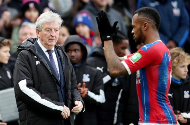 Jordan Ayew attributes good form to Crystal Palace Manager, Team mates