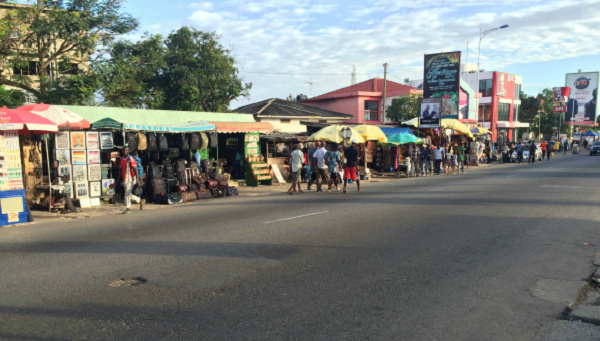 Coronavirus: 'Ghost Town' phenomenon hits the Eastern Region as streets become empty