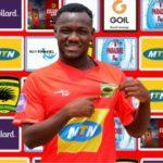 Kotoko ward off stern competition to complete Emmanuel Sarkodie signing