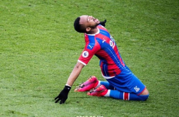 Jordan Ayew scores again to hand Crystal Palace vital win over Watford