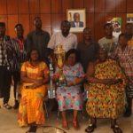 Deputy Ashanti Regional Minister assures Asanteman amputee of her support