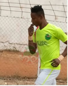 Musa Sule wins Techiman XI Wonders player of the month