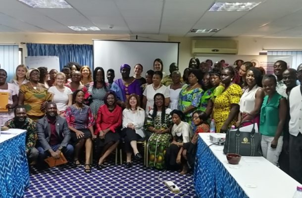 Market queens urged to support cause to end Mother-to-child transmission of HIV