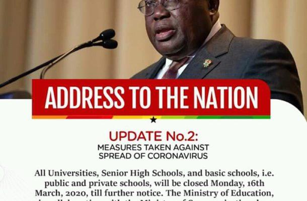 Coronavirus, an escape route for the President
