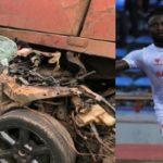COVID-19: Nigerian Footballer Ifeanyi George dies in fatal car crash