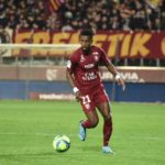 FC Metz defender John Boye has less than three months to be a free agent