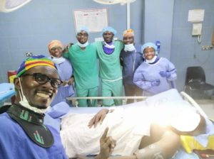 Medics at KATH successfully implant dual-chamber device in 70-yr-old patient