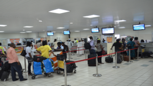 Flights disrupted as KIA workers withdraw services