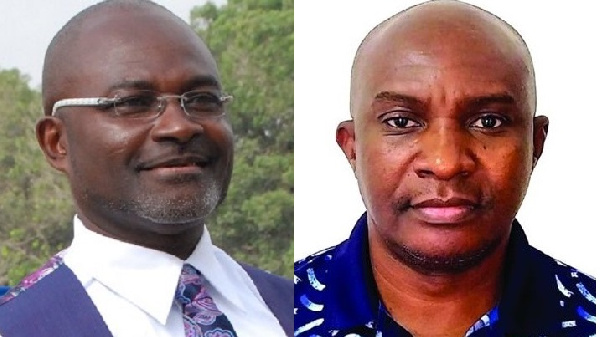 I'll go independent - Disqualified Ken Agyapong's contender threatens