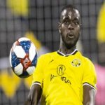 Black Stars defender Mensah appointed captain of MLS team Columbus Crew