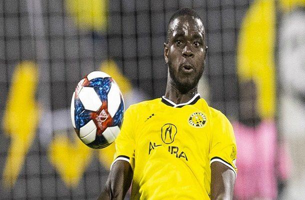 Black Stars defender Mensah appointed captain of MLS team Columbus Crew