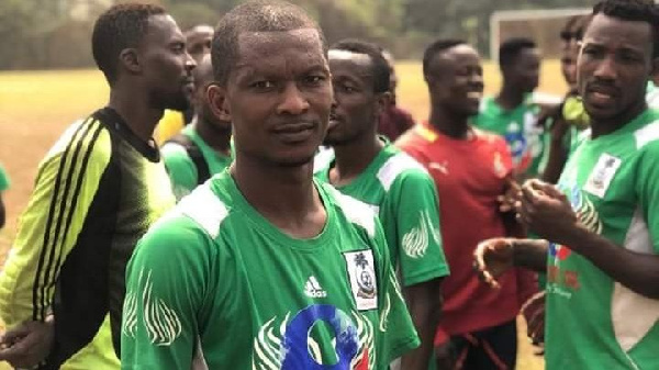 Nii Adjei sacked from King Faisal camp after heated argument with Alhaji Gruzah