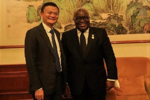 Ghana gets share of Jack Ma Foundation's medical supplies for coronavirus