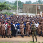 Prisoners protest over poor quality of food