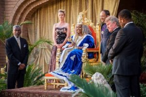 Queen Sheba III to visit Ghana for Aido Conference