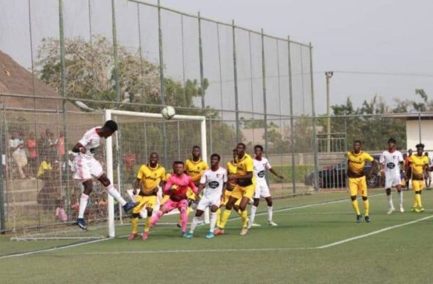 VIDEO: Watch all the goals as WAFA pummel Ashgold 6-1