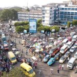 Accra: Business returns to normal after disinfection exercise