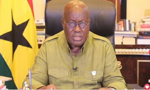 Coronavirus: Government actively discussing possible lockdown – Prez Akufo-Addo