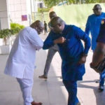 VIDEO: Bawumia sets social media 'ablaze' with new coronavirus greeting