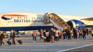 Coronavirus: British nationals stuck in Accra after UK evacuation flight made to return