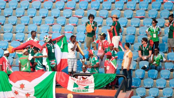 Burundi's football, and everything continues in the face of the coronavirus pandemic