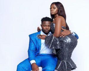 VIDEO: Medikal weds Fella Makafui