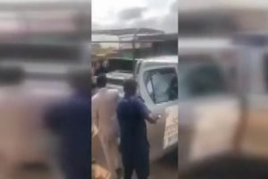 VIDEO: How Kumasi pastor was arrested for defying church service ban