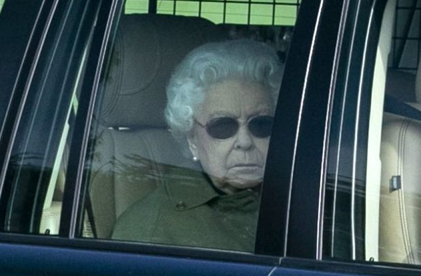 Coronavirus chases Queen Elizabeth out of Buckingham Palace