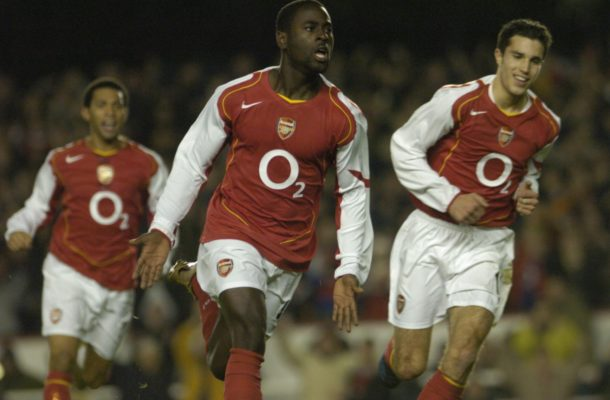 I could have ended up a street guy but for Arsenal - Quincy Owusu-Abeyie