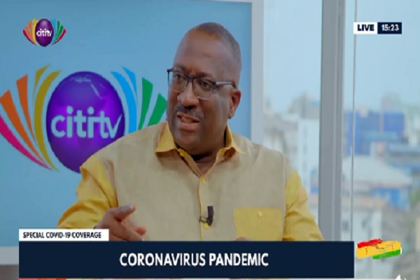 Coronavirus will open Ghana to a new level of reality - Sammens