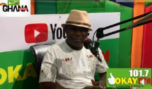 VIDEO: How Samuel Owusu shook the foundation of Okay FM with his craftiness