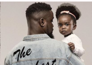 Sarkodie celebrates Titi's birthday with never seen before adorable videos
