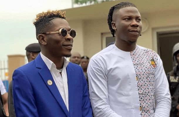 Don't overstate our friendship like we're 'bread and butter' - Stonebwoy replies Shatta Wale