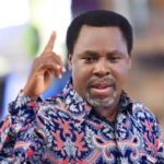 Current rains in China will wipe out coronavirus — T.B Joshua reveals