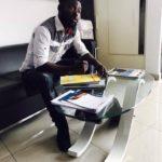 Ex-Hearts, Kotoko Striker Edward Afum Opens Doors to Premier League Return