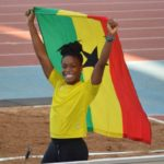 COVID-19: Triple Jump Queen Nadia Eke urge Ghanaians to respect health guidelines