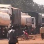 Coronavirus: Uganda bans lorry drivers from sleeping at hotels