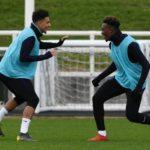 Hodgson-Odoi sets FIFA showdown with England teammate Sancho