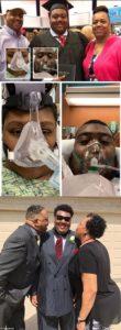 PHOTOS: Woman loses family to Coronavirus