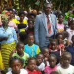 Man who fathered 281 Children with 42 wives laid to rest