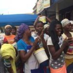 Coronavirus: NDC supports head porters with PPEs, food